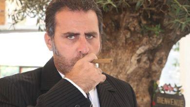 صورة سمير عاشور:أولاد آدم أتابعه لأنه الأكثر واقعية