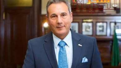 صورة محمد الأتربي : بنك مصر داعما مؤسسة بهية ب10مليون جنيه