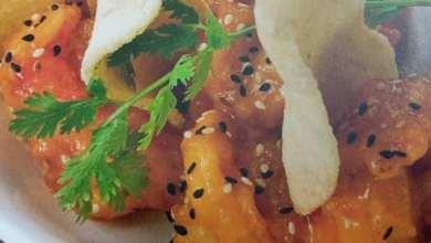 Photo of تحضير طبق روبيان ثاوزند ايلند