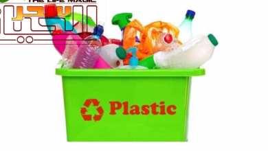 صورة رموز وأكواد البلاستيك والمواد الصديقة للبيئة