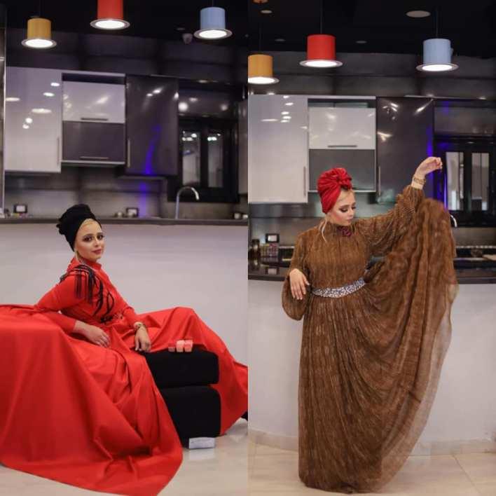 """ياسمين خطاب """" ملكة التربين """" تطلق مجموعتها الجديدة الغابة2020"""