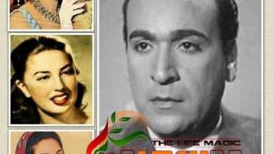 صورة محمد أمين مهندس الكهرباء كان فناناً متعدد المواهب، فهو مطرب معروف وعازف للكمان وملحن موهوب