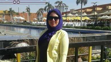 """صورة منال مجاهد""""التمريض مهنة سامية.أتمنى أن أقدم برنامجا عن التراث و أطمح للحصول على شهادة الدكتوراه"""