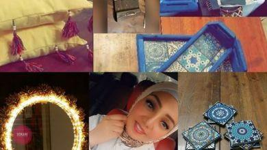 Photo of عفاف قررت أن تعمل بإيجابية ووجدت نفسها فى عشق الهاند ميد