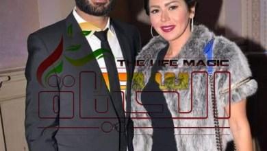 """صورة """" لم هدومك وامشي """" هكذا قالت الفنانة لقاء الخميسي بعد إصابة زوجها حارس المرمى محمد عبدالمنصف بكورونا"""