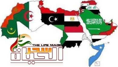 صورة نداء شعري لأمة العرب