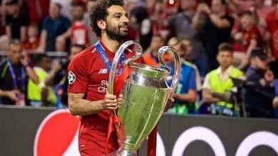 صورة محمد صلاح من دوري بيبسي للمدارس إلى دوري أبطال أوروبا والدوري الإنجليزي الممتاز