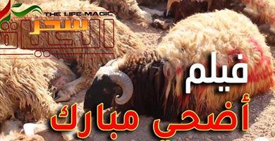 صورة إنتاج أول فيلم تسجيلى عن مناسك عيد الآضحى