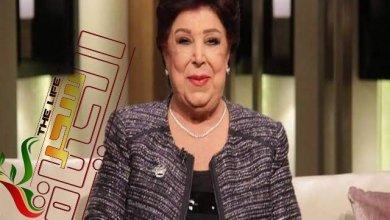 """صورة وفاة الفنانة """"رجاء الجداوي """" بمسقط رأسها متأترة بإصابتها بفيروس كورونا"""
