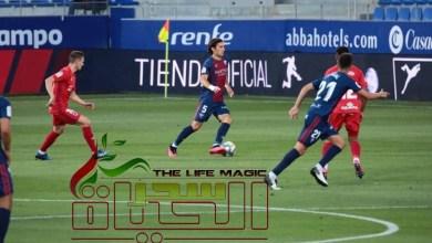 صورة عودة نادي ويسكا إلى دوري الدرجة الأولى الإسباني