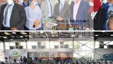 """صورة وزير الشباب والرياضة يسلم الدراجات المدعومة ضمن مبادرة """" دراجتك صحتك """""""