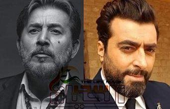 """صورة """"باسم ياخور و عابد فهد"""" معاً من جديد وماعلاقة يامن الحجلي!!"""