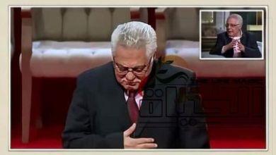 """صورة """"توفيق عبد الحميد"""" المحترم الأصيل والزاهد في الشهرة والأضواء والمال"""