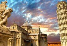 صورة قصة برج بيزا المائل أحد عجائب الدنيا