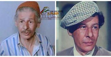 """صورة """"عبد السلام محمد"""" عمل بالفن سنوات لم يعرفه أحد، وجعلته البلهارسيا نجما"""