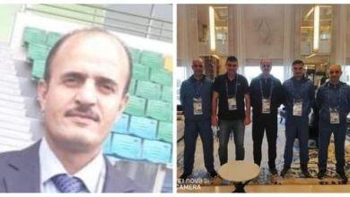 صورة تحكيم سوري مشرف في دوري أبطال آسيا