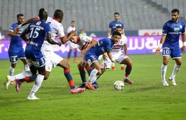 """""""كأس مصر """" الزمالك بمواجهة سموحة اليوم مساءً"""