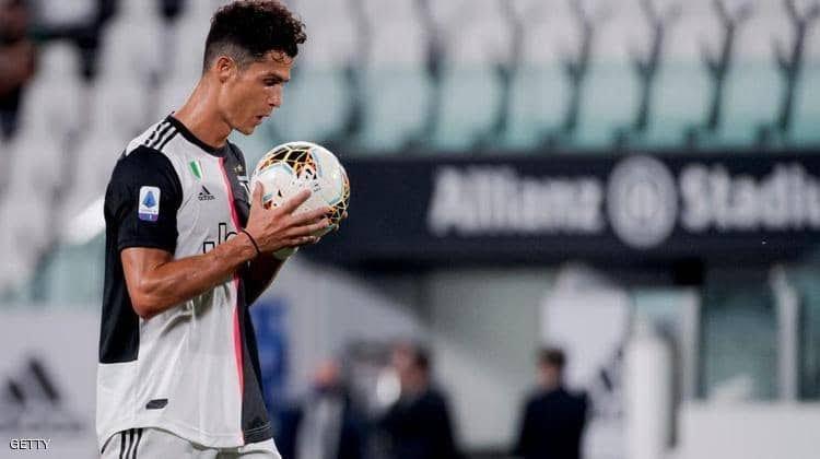 رونالدو يعود إلى إيطاليا من جديد٠٠