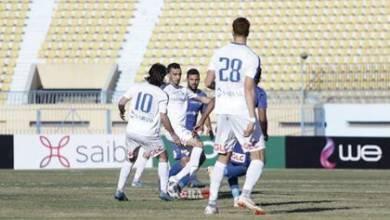 صورة في مباراة مثيرة الاسماعيلي يفوز على أسوان 4-2
