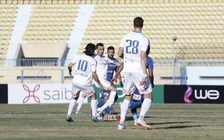 في مباراة مثيرة الاسماعيلي يفوز على أسوان 4-2