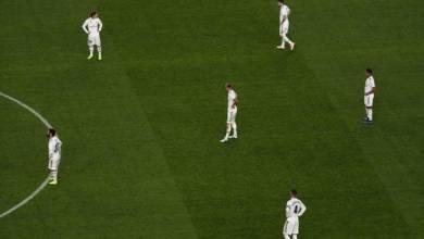 """صورة """"الانتصار الأول"""" عنوان قمة ريال مدريد وإنتر ميلان في دوري الابطال"""