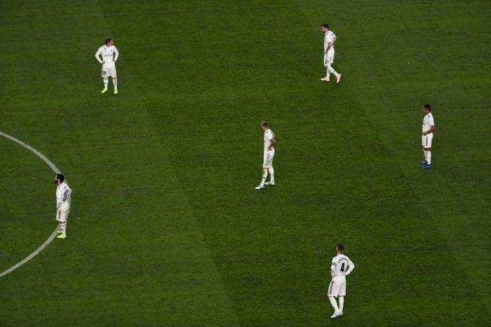 """""""الانتصار الأول"""" عنوان قمة ريال مدريد وإنتر ميلان في دوري الابطال"""