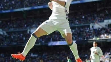 صورة مورينيو ينتظر رد فعل ريال مدريد على هدف بيل