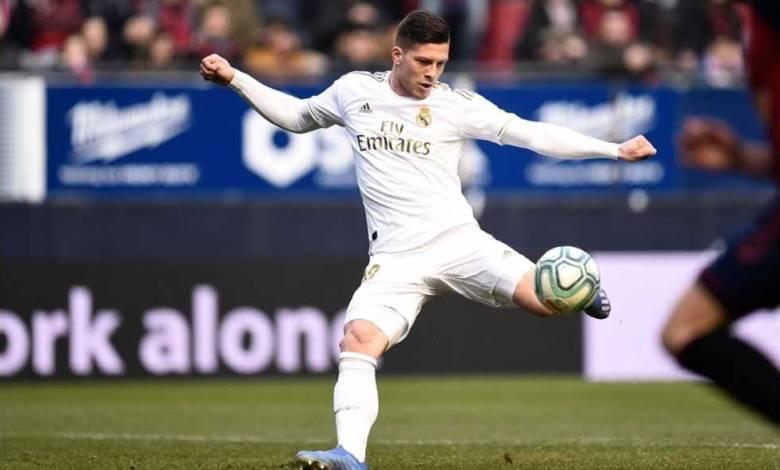 مهاجم ريال مدريد يتفادى عقوبة السجن