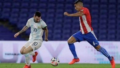 صورة الأرجنتين تكتفي بالتعادل مع باراغواي في تصفيات كأس العالم