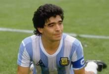 صورة مارادونا.. أحد أعظم لاعبي التاريخ يودع جماهير الساحرة المستديرة