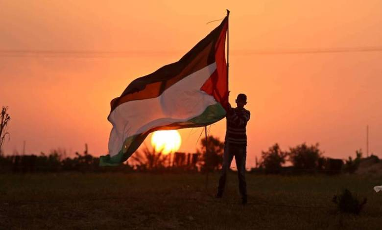 من قلب كل فلسطيني
