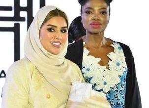 صورة مصممة الأزياء حصة الانصاري .. تعيش في دبي مع الفلكلور العراقي والكردي لعام ٢٠٢٠