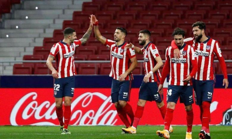 أتلتيكو مدريد يتغلب على خيتافي..