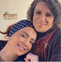 صورة شكران مرتجى /سامية الجزائري الكبيرة قدراً وفناً
