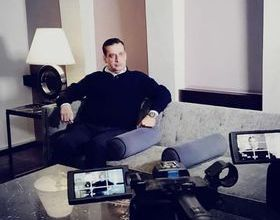 صورة سعيد البيطار أشاد إلى رجال الأعمال البارزين في فلسطين أثناء تصويره لقوارير الدموع