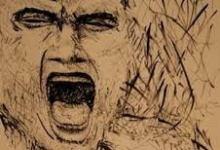 صورة الغضب ..القاتل الصامت ؟