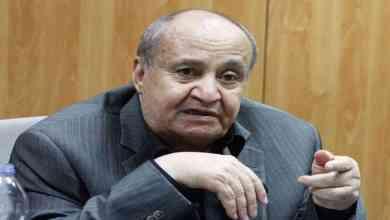 صورة وفاة أحد أشهر نجوم الكتابة في مصر والعالم و وزيرة الثقافة المصرية تنعيه بهذه الكلمات !!!