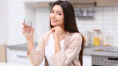 صورة حيل بسيطة تساعدك على شرب الماء في فصل الشتاء