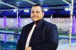الممثل الصاعد محمد عبدالله شعبان