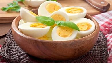 صورة حلول بسيطة لعدم تكسر البيض اثناء السلق