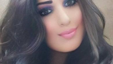 """صورة رشا جمال """"الشعر  بالنسبة لي عالم ثاني احساس الروح والقلب والعيون"""