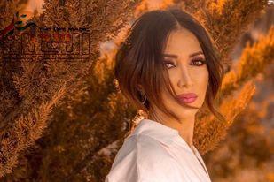 صورة ميرنا ملوحي / الأغنية السورية متواجدة لكن هناك مشكلة بتسويق الأغاني وإيصالها إلى الجمهور العربي