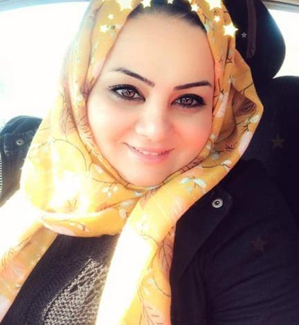 """د.علياء الجبوري""""الرأي والرأي الآخر في بلادي منتهي الصلاحية،وسعدي الجبوري سندي ان اشتدت بي الريح"""