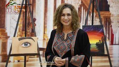 """صورة سهير فهد"""" حقي محفوظ و لي عتب على غياب الجدية مع الثقافة والفن في بلدي"""