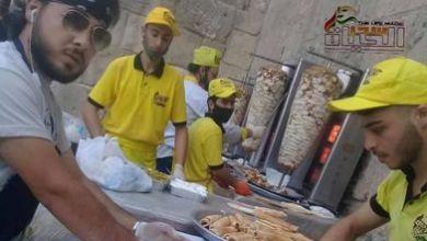 صورة للسنة التاسعة على التوالي جمعية_ساعد تقول للشعب السوري خسى_الجوع