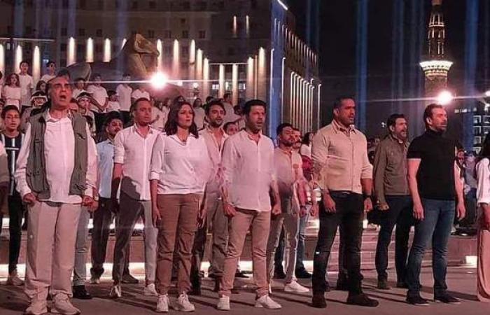 """أبطال الجزئين الأول والثاني من """"الاختيار """"في ميدان التحرير ما هو السبب؟"""