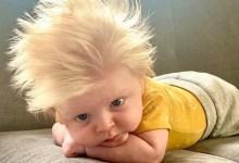 """صورة تعرف ما السبب وراء شهرة الطفل ديفيد دورونينا في بريطانية """"صور وفيديو """""""