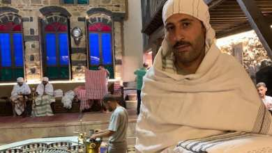 صورة حمام البيت أم حمام السوق؟ محمود عجيلي يُجيبني..