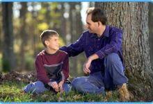 """صورة هكذا أحاور ابني """"فن الحوار مع الطفل"""""""