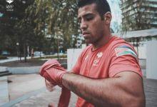 صورة الملاكم حسين عشيش يُنهي استعداداته لملاقاة البرازيلي تيكسيرا في أولمبياد طوكيو